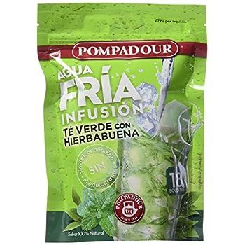 Pompadour T Verde Hierba...