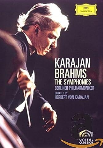 Brahms, Johannes - Sinfonien Nr. 1-4 [2 DVDs]