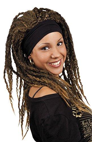 Boland 86376 Erwachsenenperücke Emily mit Haarband, One Size