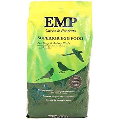 Northern Parrots EMP Superior Egg Food - 1Kg from Northern Parrots