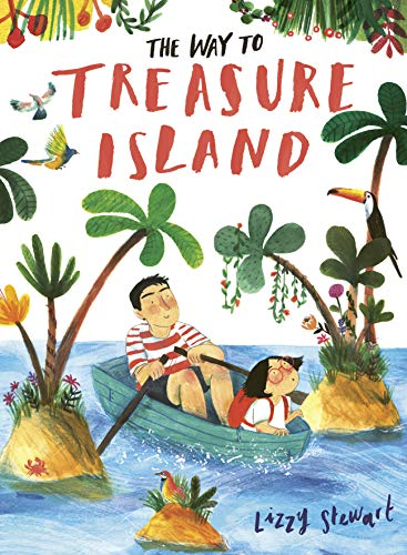 The Way To Treasure Island (English Edition)