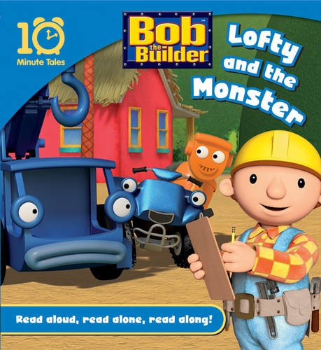 Lofty and the monster.