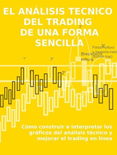 EL ANÁLISIS TECNICO DEL TRADING DE UNA FORMA SENCILLA. Cómo construir e interpretar los gráficos