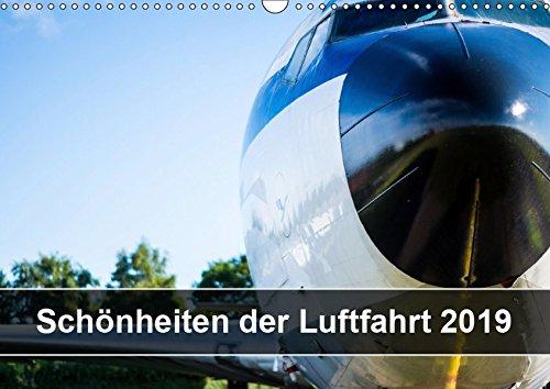 Schönheiten der Luftfahrt 2019 (Wandkalender 2019 DIN A3 quer): Fotografien aus der Luftfahrt. (Monatskalender, 14 Seiten ) (CALVENDO Mobilitaet)