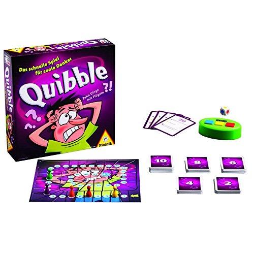 Piatnik 6334 - Quibble, Brettspiel