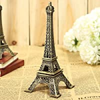 Arpoadpr Paris Eiffel Torre estatua recuerdo Decoración Metal Eiffel Torre Modelo Regalo 1PC, ...
