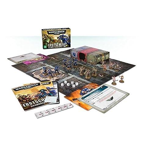 Warhammer 40.000: Erstschlag (Spielset, deutsch) (Warhammer 40k Figuren)
