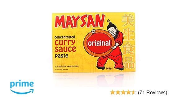 Maysan Original Curry Sauce Paste 448 G