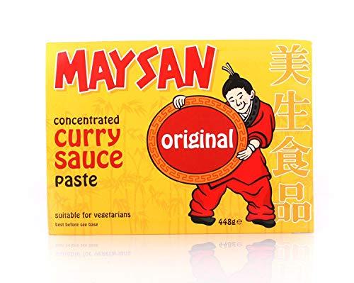 Maysan Original Curry Sauce Paste 448 G At Shop Ireland
