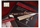 Tojiro: Wa-Urushi Murakami:FD899 :Sashimi coltello sushi artig. damasco(62s)