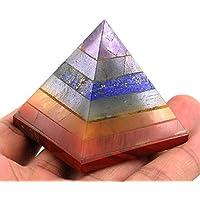 Healing Crystals India Pyramidenschaumstoff Multi Farbe Natur Edelstein Reiki Chakra Steine Meditation Spiritual... preisvergleich bei billige-tabletten.eu