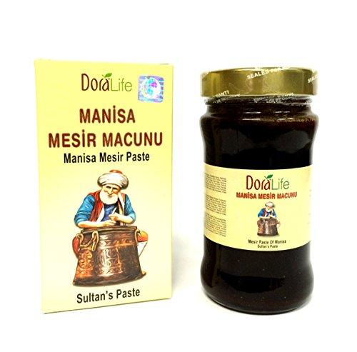 Flüssigen Paste (Manisa Osmanische Mesir Paste Heilpaste Flüssig - Mesir Macunu 400g)