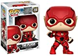 Funko- Figurine Pop Vinyl DC Justice League The Flash, 13488