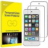JETech Film de Protection d'écran pour Apple iPod Touch (7e, 6e et 5e Génération) en Verre Trempé, Lot de 2