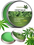 Hemp Salve for Pain Relief - Max Strength | 100% Natural Ointment |