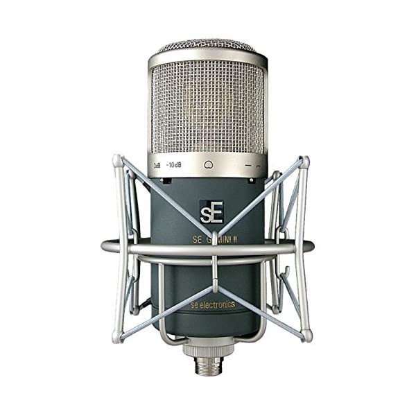 SE Electronics Gemini II, Microfono condensatore, Doppia Valvola