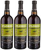 Florio Corvo Liqueur Crema Mandorla 75 cl - Lot de 3