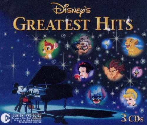 Disney Greatest Hits [Import allemand]