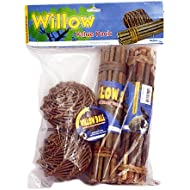 Happy Pet Willow Value Pack - 2 Sticks / 2 Small Balls