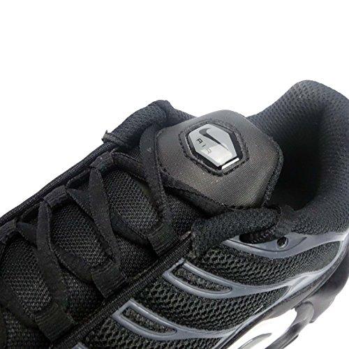 Nike Air Max Plus Txt, Scarpe da Fitness Uomo Black Cool grigio 002