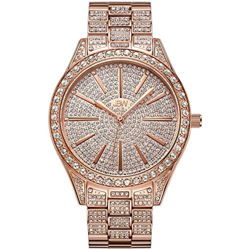JBW Cristal da donna orologio bracciale diamante 39mm movimento al quarzo j6346b