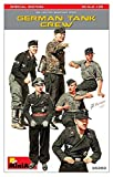 MiniArt 35283 German Tank Crew. Special Edition Figuren, verschieden
