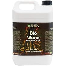 Abono / Extracto 100% Natural Humus de lombriz GHE BioWorm (5L)