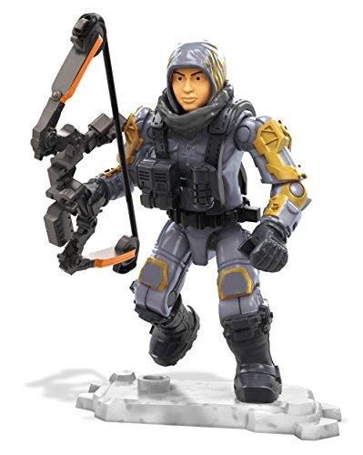 Mattel Mega Construx Call of Duty Outrider Building