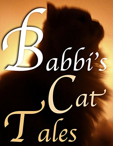 Babbi's Cat Tales: HALLOWEEN - It's Babbi the Cat's First Full Moon in the Country. Picture Ebook 6 yrs old & Up (English Edition)