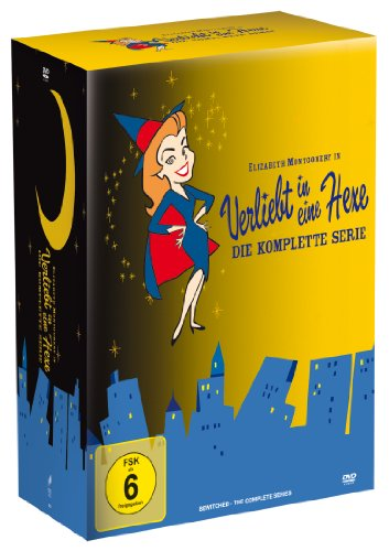 Verliebt in eine Hexe - Die komplette Serie (34 DVDs)