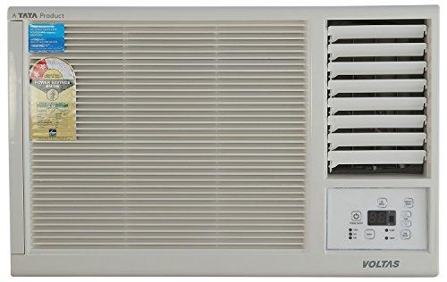 Voltas 122LYi Window AC (1 Ton, 2 Star Rating, White,...