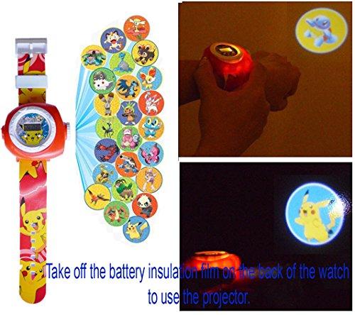 pokemon-pikachu-montre-de-projection-numerique-20-images-differentes-portefeuille-pikachu-gratuit
