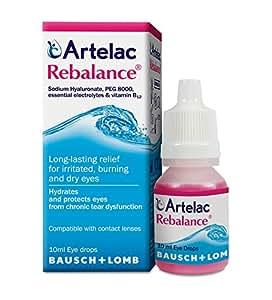 Artelac Rebalance gocce alleviare con visione chiara
