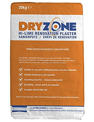Dryzone hi-lime Rénovation Plâtre