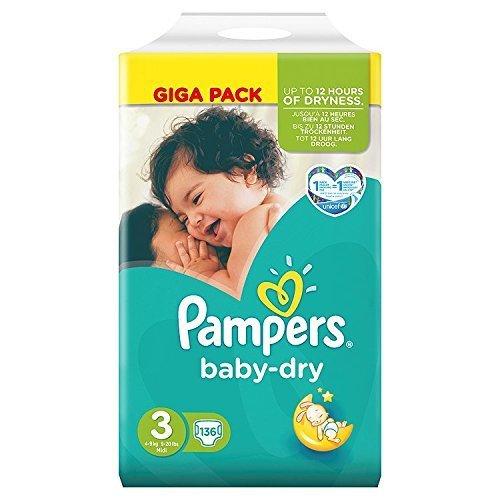 bebe-de-tamano-panales-paquete-de-seco-de-panales-de-3-giga-136-tallasize-3-4-8kg-9-20lbs