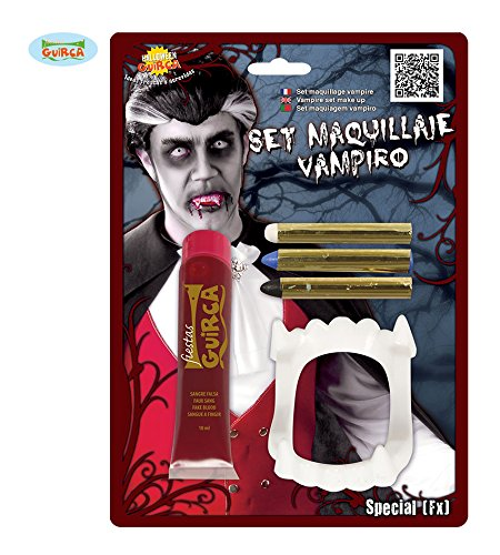 Guirca Fiestas GUI15591 - Blisterpackung: Vampir Make-up