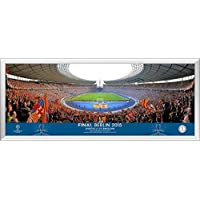 2015Panoramic dietro UEFA Champions League Finale Match - Finale Framed