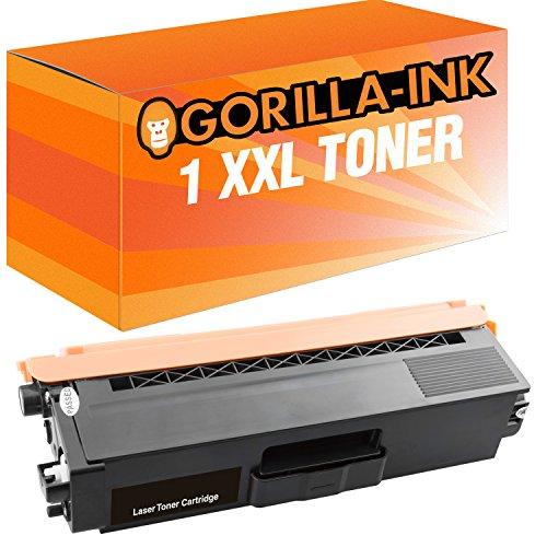 Preisvergleich Produktbild Gorilla-Ink® 1x Toner-Kartusche XXL kompatibel zu Brother TN-326 TN-321 Schwarz DCP-L 8450 CDW MFC-L 8850 CDW MFC-L 8600 CDW MFC-L 8650 CDW