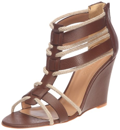 Tatoosh Stella, Damen Sandalen Braun (Wood)