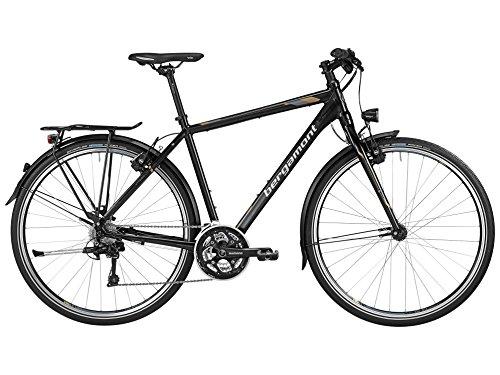Bergamont Vitess LTD Herren Trekking Fahrrad Sondermodell schwarz/grau/gold 2016: Größe: 60cm (186-201cm)