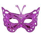 UFACE Unisexe Masques 2019 Le Carnaval Venetian Mascarade Masques pour adultes Rue Défilé Décorations de fête multicolores Accessoires de fête Cérémonie Soirée