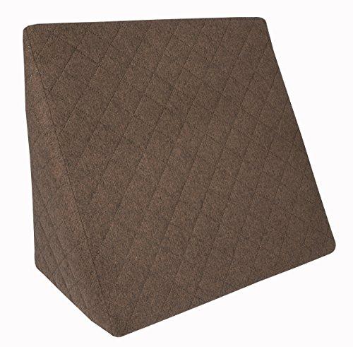 Sabeatex® Cuscino per schienale, cuscino a cuneo per divano e divano ...