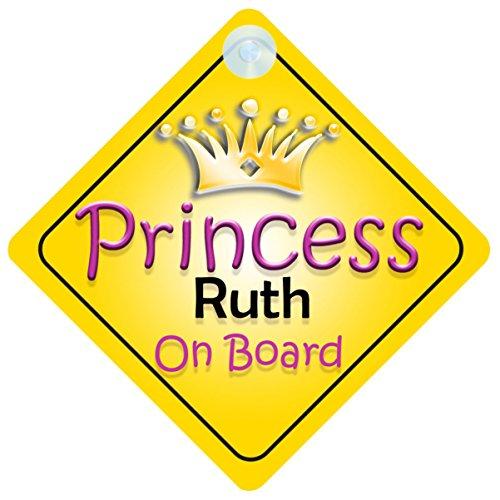 princesse-ruth-on-board-panneau-voiture-fille-enfant-cadeau-bebe-cadeau-002