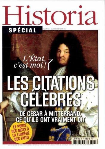 historia-special-les-citations-celebres-de-cesar-a-mitterrand-ce-quils-ont-vraiment-dit