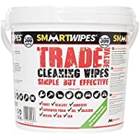 Smaart 845797 Trade Value Cleaning Wipes - by smaart®