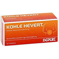 Kohle Hevert Tabletten 50 stk preisvergleich bei billige-tabletten.eu