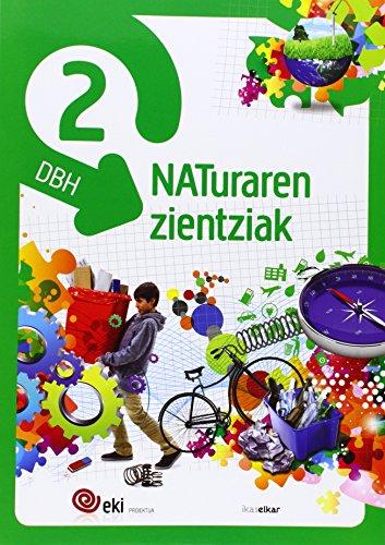 EKI DBH 2. Naturaren Zientziak 2 (Pack 3) (EKI 2) - 9788415586555 por Batzuen artean