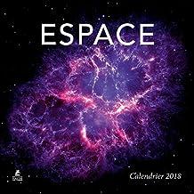 Espace, calendrier 2018