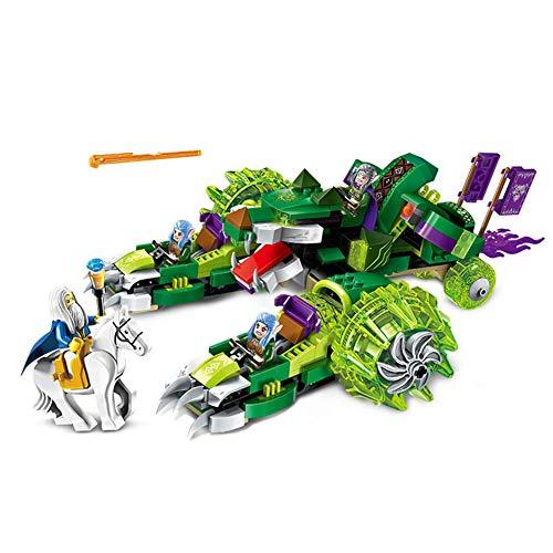 e Serie Montage Blöcke Sirius Chariot Kinder Puzzle Kleine Partikel Montage Spielzeug Geburtstagsgeschenke ()