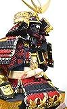 Uesugi Kenshin Japanese Samurai suit 30inch(75cm) tall Yoroi Kabuto